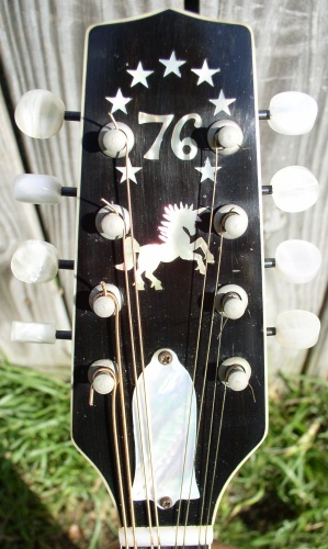 U76 Unicorn Mandolin
