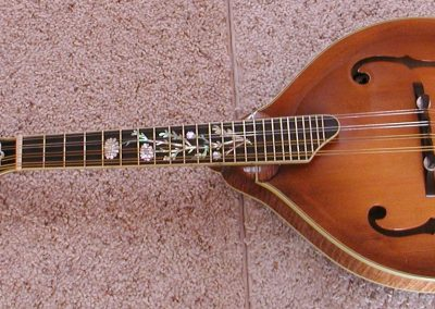 Unicorn Mandolin No. 147 Front