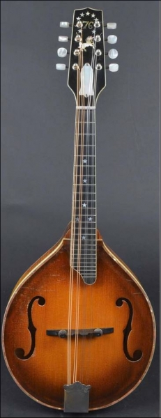 Unicorn Mandolin No. 26