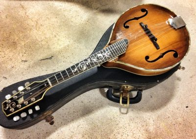 Unicorn Mandolin No. 111 Head