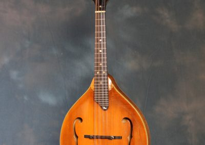 Unicorn Mandolin No. 127 Front