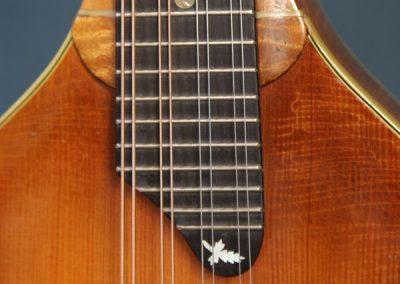 Unicorn Mandolin No. 111 Front Detail