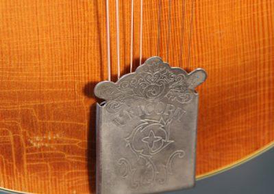 Unicorn Mandolin No. 111 Tailpiect
