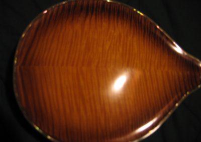 Unicorn Mandolin No. 67 Back