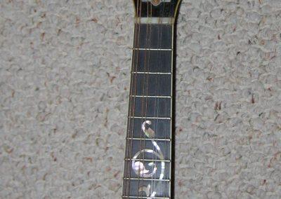 Unicorn Mandolin No. 67 Fingerboard