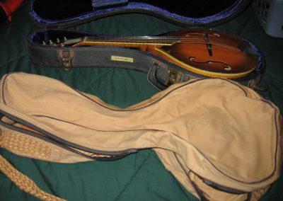 Unicorn Mandolin No. 67 Case