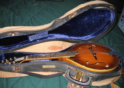 Unicorn Mandolin No. 67 In Case