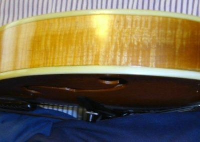 Unicorn Mandolin No. 111 Side