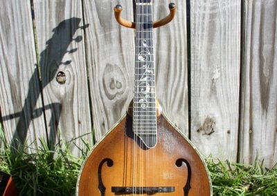 Unicorn Mandolin No. 101 Front
