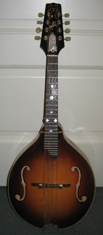 Unicorn Mandolin No. 9