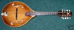 Unicorn Mandolin No. 106 Front