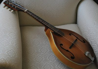 Unicorn Mandolin No. 106 Side front