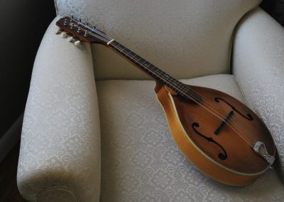 Unicorn Mandolin No. 106 Front Side