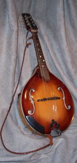Unicorn Mandolin No. 14