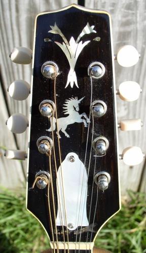 Unicorn Mandolin No. 6