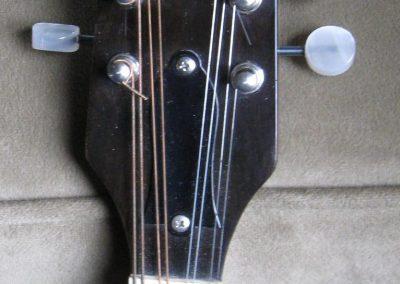 Unicorn Mandolin No. 99 Peghead
