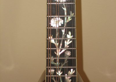 Unicorn Mandolin No. 147 Fingerboard Enlay