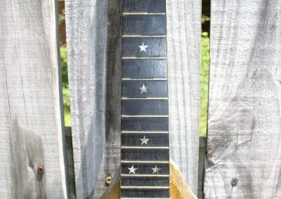 Unicorn Mandolin No. 42 Peghead