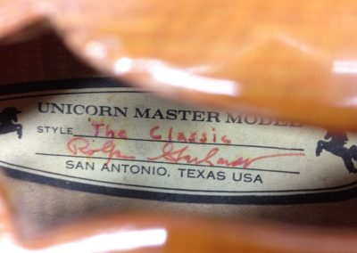 Unknown Unicorn Label
